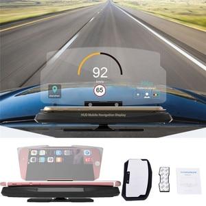 For GPS Navigation Phone Car H