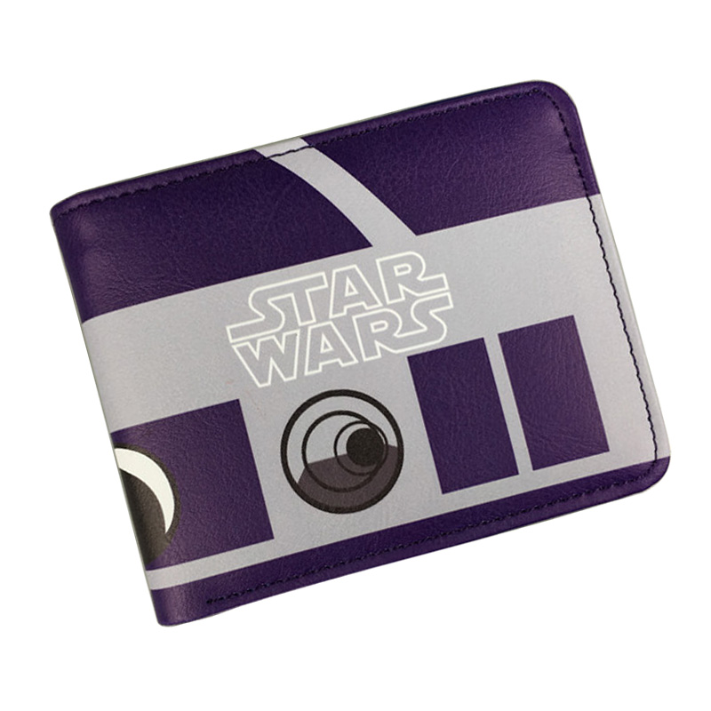 все цены на DC Bioworld Cartoon Wallet Star Wars Games Movies Anime Purse Card Holder Bags Gift Teenager Unique Leather Short Wallets онлайн