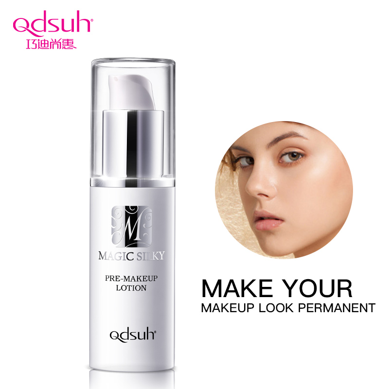 Qdsuh Professional Make Up Base Foundation Primer Makeup Face Cream Moisturizing Oil Control Face Primer Long-lasting smoothed