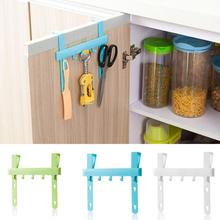 Door Rack Hooks Kitchen Hanging Storage