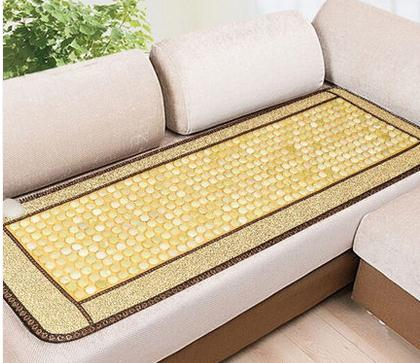 Jade Mat Electric Heating Massage Mattress with Therapy Massage Function for Beauty Center Use 50*150CM jade mat electric heating massage mattress with therapy massage function for beauty center use 50 150cm
