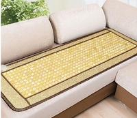 Jade Mat Electric Heating Massage Mattress with Therapy Massage Function for Beauty Center Use 50*150CM
