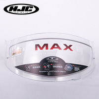 HJC hj 17 helmet visor shield suitable for IS MAX, IS MAX II, IS MAX BT, CL MAX2, SY MAX3 Smoke Transparent HJC lens