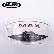HJC hj-17 casco visiera, di colore shield adatto per IS-MAX, IS-MAX II, IS-MAX BT, CL-MAX2, SY-MAX3 Fumo Trasparente HJC lente