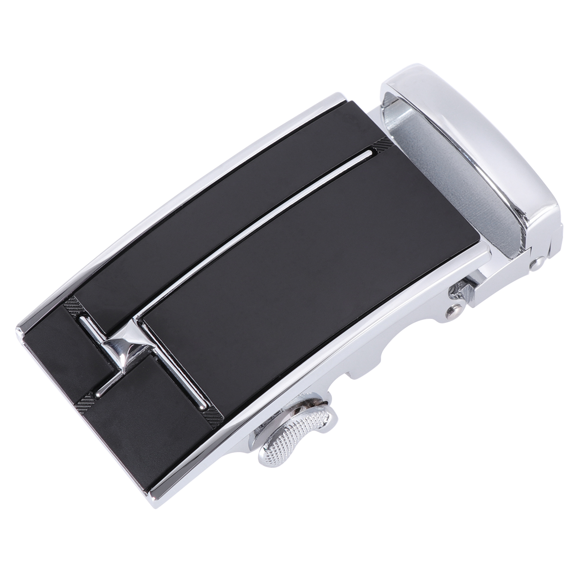 Fashion Men's Business Alloy Automatic Buckle Unique Men Plaque Belt Buckles For 3.5cm Ratchet Belt Men Apparel Accessories