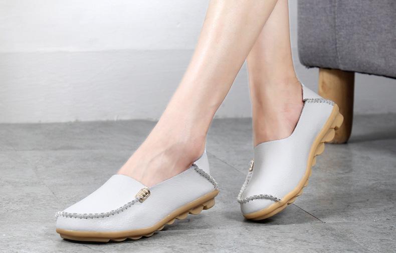 AH912 (21) women's loafers shoe