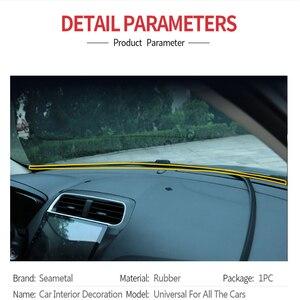 Image 2 - 1.6M araba Styling Dashboard ses geçirmez sızdırmazlık bandı Volvo S60 XC90 V40 V70 V50 V60 S40 S80 XC60 XC70 Nissan qashqai Juke TIIDA