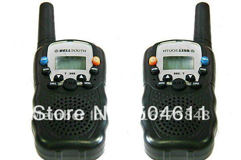 bellsouth 22 channel frs walkie talkie interphone 5 km long range