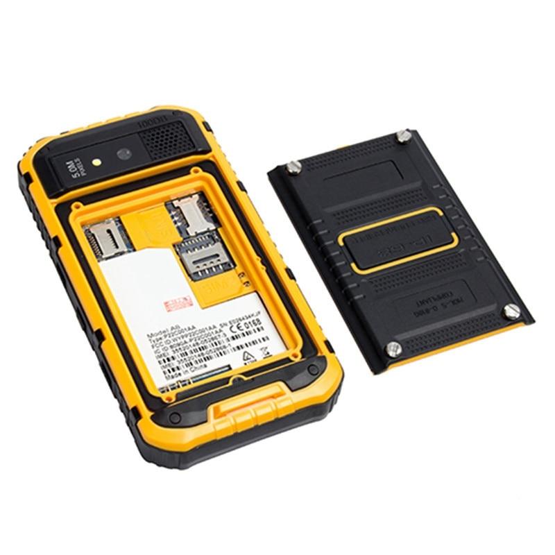 HTB1YrPpOpXXXXcpXXXXq6xXFXXX1 - Original A8 IP68 A9 V9 Waterproof Shockproof Rugged  Mobile Phone MTK6582 Quad Core WCDMA 1G RAM 8G  Android 4.4 3G OEM ODM NFC