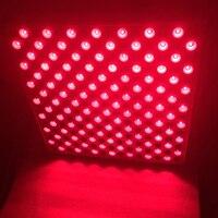 Чистый красный 660nm 850nm промышленная лампа для помещений 225 светодиодный светильник 45 W светодиодный cветодиодная Лампа Гидропоники комнатны...