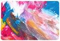 Жесткий Мозг Звезды Живопись Чехол для Macbook Air Pro 11 12 13 15 Retina Цветов Сенсорный Матовый Древесины Ноутбук Крышка Защиты Оболочки