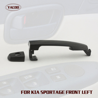 FREESHIPPING 1 PCS FRONT LEFT OUTSIDE DOOR HANDLE FOR KIA SPORTAGE