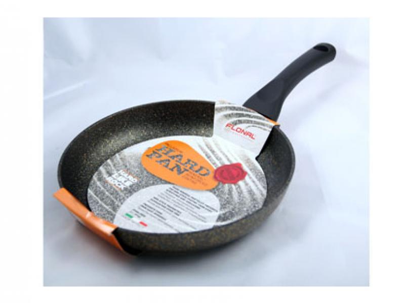 Frying Pan FLONAL, Palladium hard pan, 22 cm stainless steel multi purpose frying pan pot