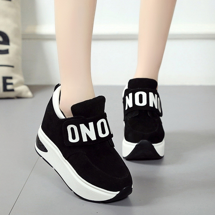 Rond 2018 Appartements Femmes Zapatillas Noir rouge vert Ghj89 Bout Chaussures forme On 39 Slip 35 Femme Mujer Taille Automne Plate Casual vqxP87vrw
