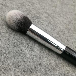 Image 4 - Sylyne brocha para resaltador cónico n. ° 204, brochas de Maquillaje facial de alta calidad