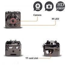 Мини увидел камеры 1080 P ночного видения hd инфракрасный няня цифровой секрет пинхол micro cam motion обнаружения camcordor запись шлем
