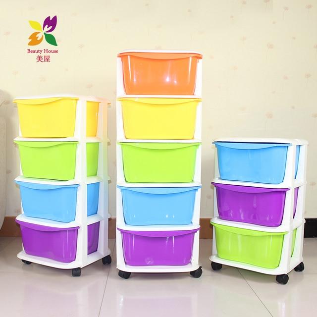Artesanato Lucrativo ~ Gabinetes de almacenamiento armarios bebé juguetes para niños ropa de la historieta simple