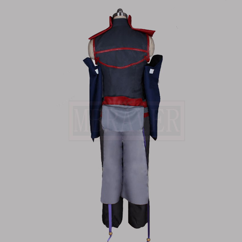 Anime Log Horizon Akatsuki Cosplay Costume Custom-Made