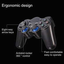 2.4G Wireless Game Controller 850M With Micro USB OTG Joystick Gamepads For Android Phone PC TV Box For PS3 Console Controle недорого
