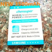 Chensuper 3500 mAh B150AC B150AE Batería para Samsung Galaxy Core i8260 i8262 g3502 g3508 g3509 g3502u