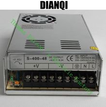 DIANQI High Quality Power Supply 48V 400W AC to DC Power Supply AC DC Converter S