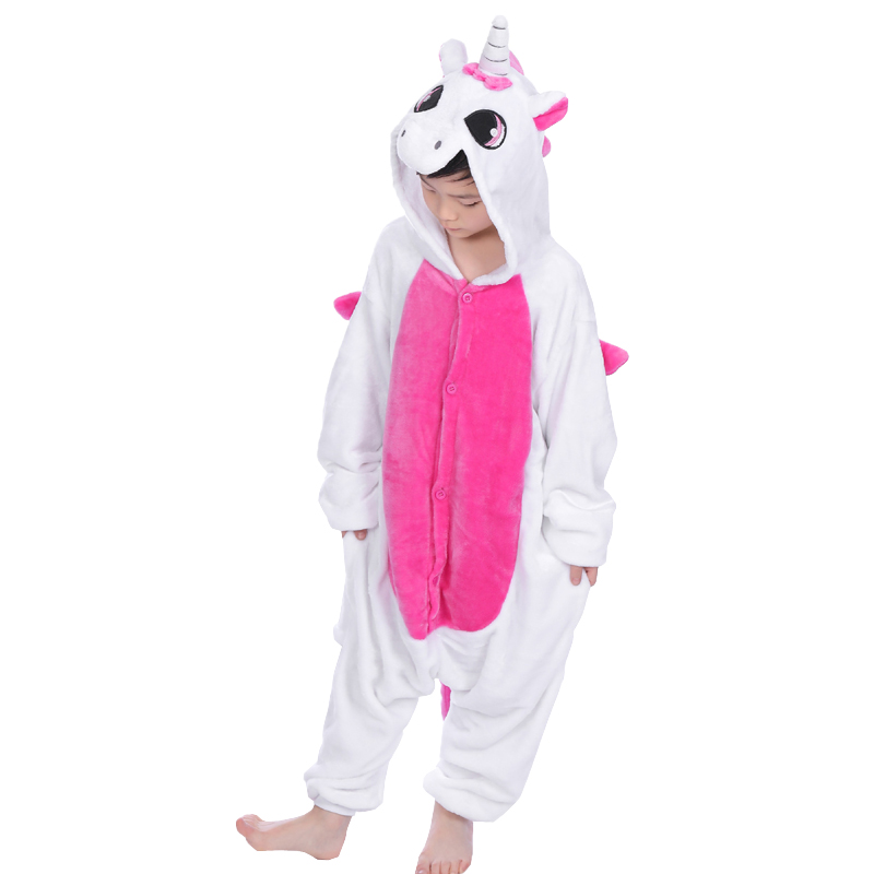 Christmas pajamas Kids Boys Girls pijama Children 39 s Onesie Cosplay Animal Totoro unicornio Pikachu Dinosaur Panda pyjama enfant in Pajama Sets from Mother amp Kids