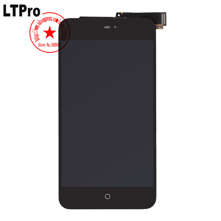 LTPro 100% GOOD Working Replacement MX2 Full LCD Display Touch Screen Digitizer Assembly For Meizu MX2 Mobile Phone Repair Part