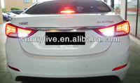 LED Tail Lamp Light Assy Hyundai Elantra Avante MD 11 Replacement 201 13 Year