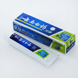 Image 4 - Yunnan Baiyao Antigingivitis Toothpaste  Care Genuine 150g  Chinese herbal medicinal ingredients to prevent mouth ulcers