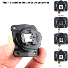 Godox V860II C V860II N V860II S V860II F V860II O Flash Speedlite Replace Hot Shoe Accessories