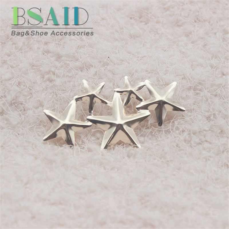 BSAID 1 คู่ Shoelaces ตกแต่งรองเท้าผู้หญิงคริสตัล Star Smile การ์ตูน Pearl รองเท้าตกแต่งเด็กผู้ใหญ่รองเท้าอุปกรณ์เสริม