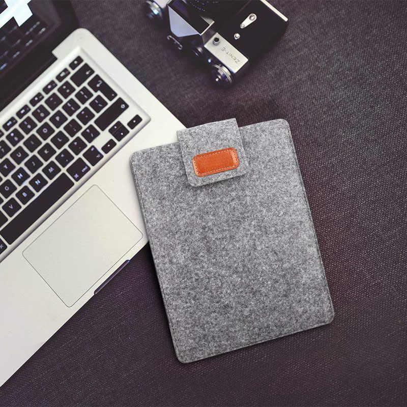 BinFul 9.7 11 12 13 15 17 pouces laine housse pour ordinateur sac housse de Protection housse de Protection doux doublure ordinateur couverture pour homme femmes étudiant
