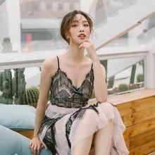 Summer New European and American Fashion Temperament Lace Sling Waist Dress Beach Dress рубашка giorgio di mare giorgio di mare gi031ewgiia5