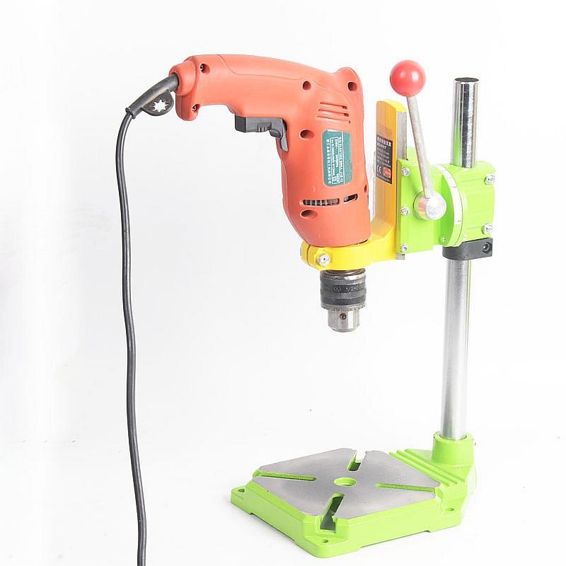 MINIQ Trapano elettrico Supporto di precisione Utensili rotanti di - Accessori per elettroutensili - Fotografia 5