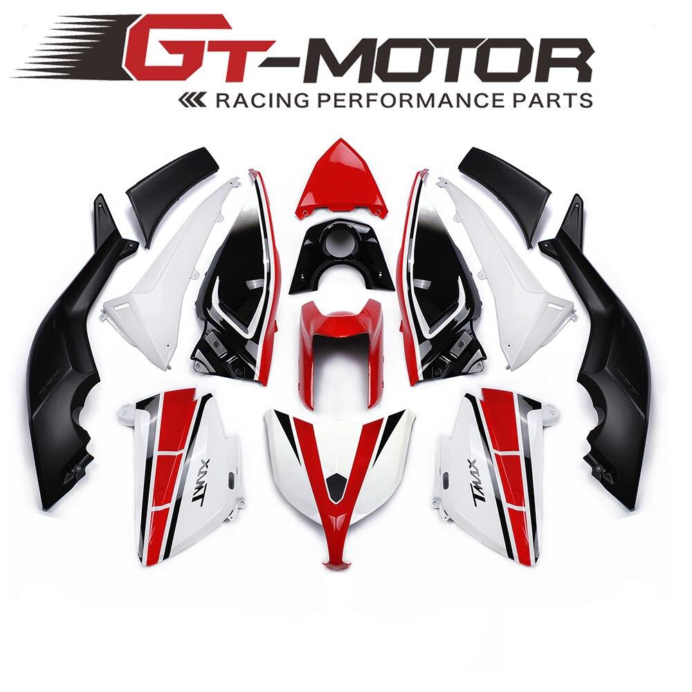 ツ)_/¯Inyección de plástico ABS Kit de carenado de motocicleta ...