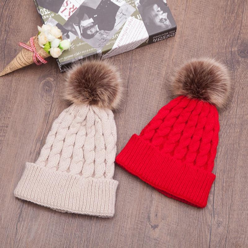 British Flag London Skyline Men Women Knitted Hat Comfortable Fleece Beanie Hat