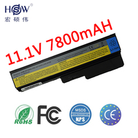 HSW Laptop Battery For LENOVO G430 G450 G455A G530 G550 L08O6C02 L08S6C02 LO806D01 L08L6C02 L08L6Y02 L08N6Y02 battery for laptop