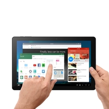 Chuwi Hi10 10.8 Inch Plus Tablet Pc Windows 10+Remix Os 2.0  Intel Cherry Trail Z8300 64Bit Quad Core 1.44Ghz 4Gb Ram 64Gb Rom