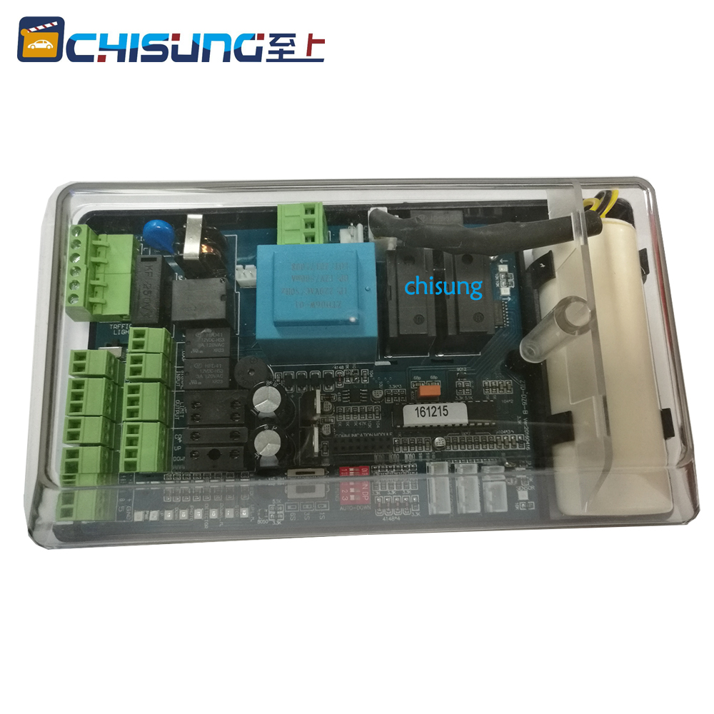 WEJOIN circuit board AC220v/110V control panel for traffic barrier gate motor  standby control board for barrier gate|Car Parking Equipment| |  - title=