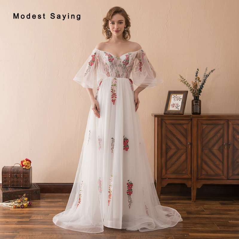Fabulous See Through Lace Evening Dresses 2018 Featuring Batwing ...