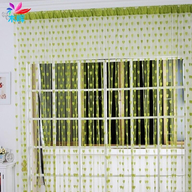 Silk String Curtain 4