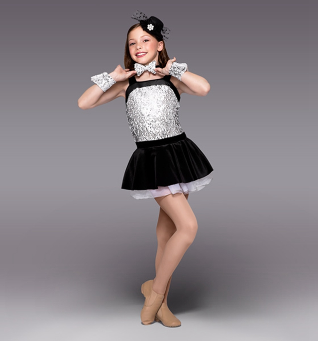 Fashion Doll Mika White Dress