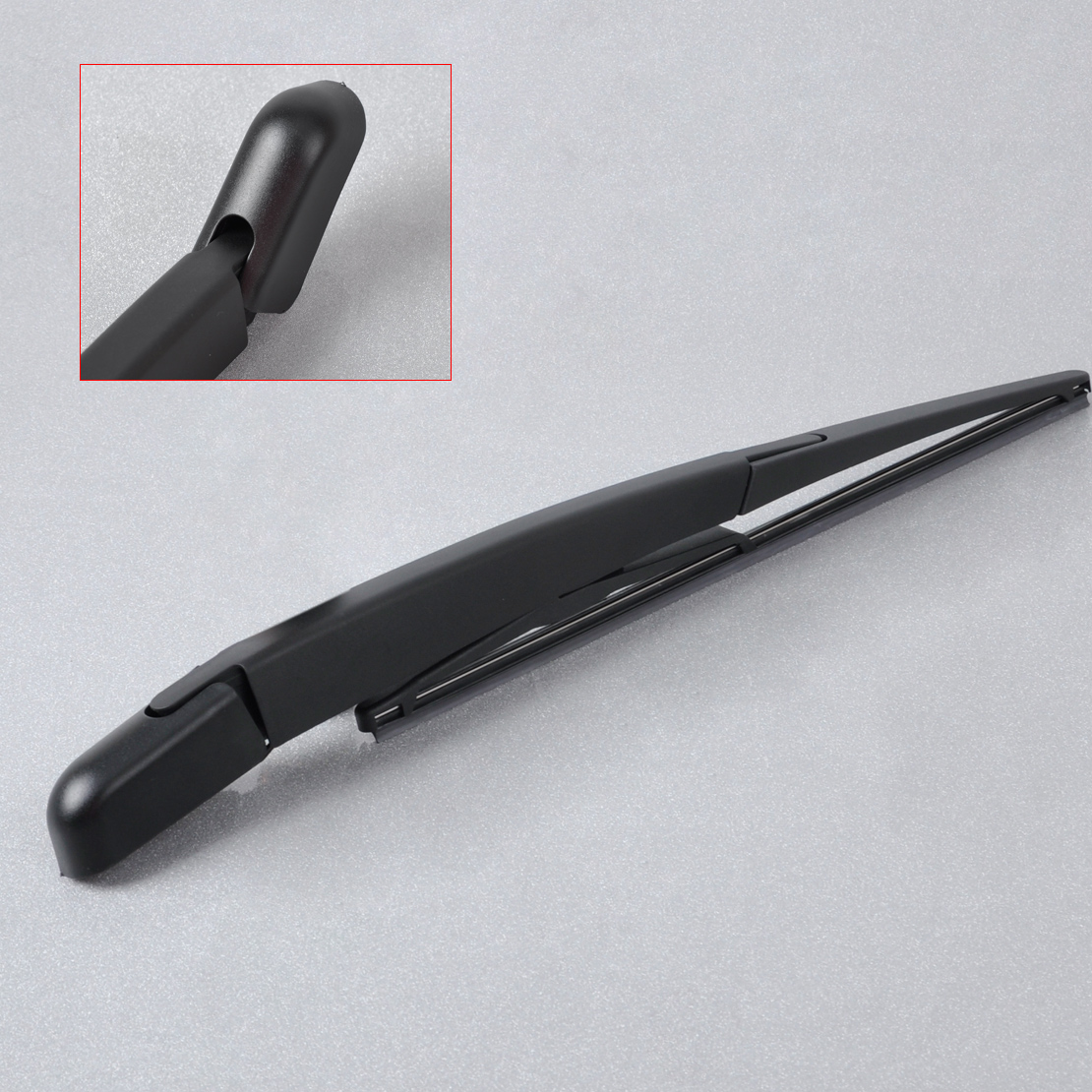 CITALL Car Rear Window Windshield Wiper Arm Wiper Blade For Nissan Qashqai 2008 2009 2010 2011 2012 2013 in Windscreen Wipers from Automobiles Motorcycles