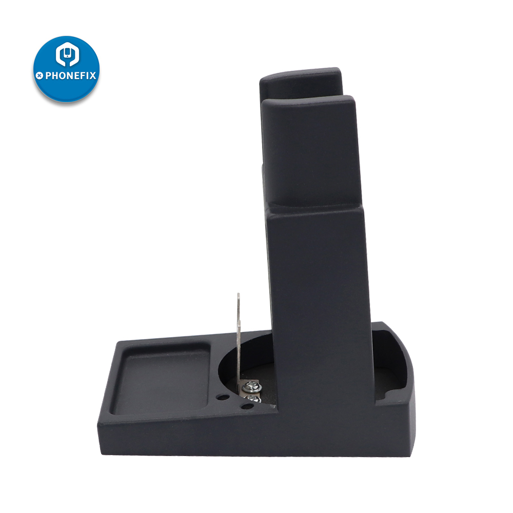 Tools : Original QUICK 861DW Hot Air Rework Station Handle Frame Bracket Replacement Parts Wind Gun Handle Seat Holder