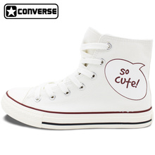 Design Panda Canvas Shoes Sneakers Men Women Converse Original Skateboarding Shoes High Top All Star Brand