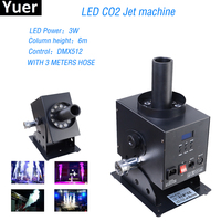 Professional DJ Equipment DMX 512 Stage Co2 Jet Machine Dry ice Fog Effect,CO2 Smoke Machines Special Effects Cannon For Disco