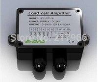 1 шт х тензодатчика/штамм усилитель для измерительного прибора, Двойной выход сигнала (0 ~ 10 V & 4 ~ 20mA) и (0 ~ 5 V & 4 ~ 20mA) RW-ST01A Бесплатная доставка