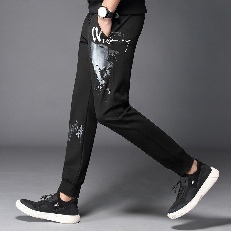 Casual Harem Pants Men Fashion Long Sweatpants Joggers Men 2018 Newest Cargo Trousers Fitness Skinny Hip Hop Pantalon Hombre