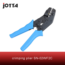 цена на SN-02WF2C crimping tool crimping plier 2 multi tool tools hands Mini European Style Crimping Plier