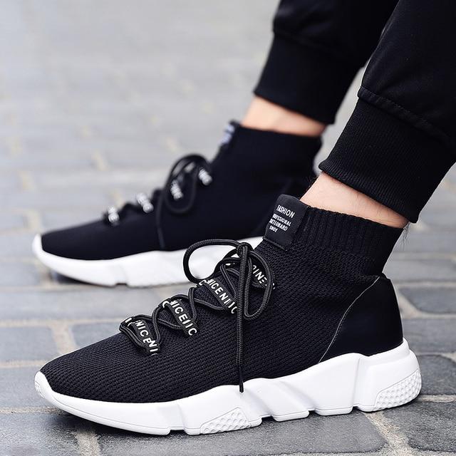 Chaussures automne à élastique Casual homme aYR5q